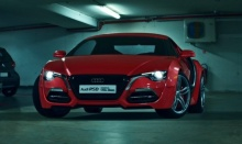 The New Audi RSD Concept by Steel Drake