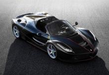 เปิดภาพแรก Ferrari LaFerrari Spider ไฮเปอร์คาร์เปิดหลังคารุ่นล่าสุด
