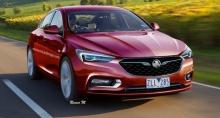 Holden Commodore เจนต่อไป เปิดตัว 2018 จะเป็นรถยนต์สำหรับคนชาวออสเตรเลีย