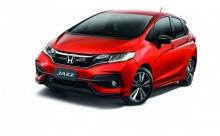 เปิดตัว Honda Jazz ไมเนอร์เชนจ์ปรับใหม่ เคาะราคา 5.55-7.54 แสนบาท