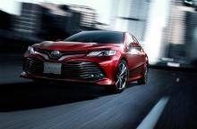 Toyota Camry โฉมใหม่เปิดตัวทำตลาดแดนปลาดิบ