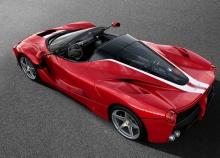แพงเวอร์!! Ferrari LaFerrari Aperta คันสุดท้ายเคาะประมูล 330 ล้านบาท