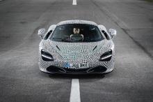 """McLaren โชว์แนวทางการพัฒนา """"Hyper-GT"""" เบาะคนขับอยู่ตรงกลาง"""
