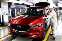 Mazda เริ่มเดินสายการผลิต CX-5 อีกแห่งในญี่ปุ่น