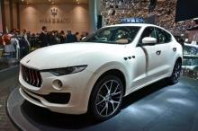 Maserati ระงับสายการผลิตยาวกว่ากำหนด หลังยอดขายตก