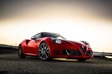 เผย Alfa Romeo ทำตลาด 4C รุ่นใหม่แน่