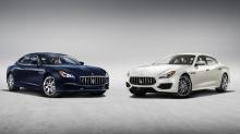 Maserati Quattroporte อัพเกรดเทคโนโลยีและรูปลักษณ์