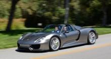 Porsche เรียกคืน 918 Spyder จากปัญหาเข็มขัดนิรภัย