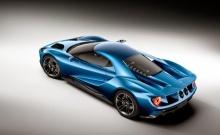 Ford ขยายระยะเวลาการผลิต GT เพิ่มอีก 2 ปี