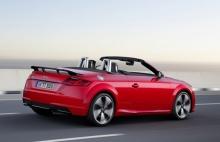 2017 Audi TT เติมความปราดเปรียวยิ่งขึ้นด้วย S Line Competition