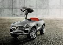 Mercedes-AMG GT ย่อส่วนรถของเล่นสำหรับเด็กหัวใจสปอร์ต
