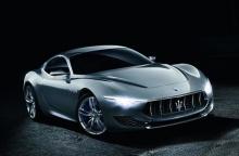 ซูเปอร์คาร์ Maserati Alfieri ถูกเลื่อนออกไปจนถึงปี 2020