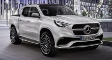 ชมกันเล่นๆ กระบะ Mercedes-Benz ในมาดตัวแรง AMG