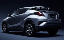 ยอดจองกระฉูด Toyota C-HR สูงถึง 48,000 คัน