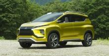 XM Concept อาจจะออกขายภายใต้ยี่ห้อ Nissan ควบคู่ไปกับ Mitsubishi