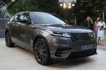 Range Rover Velar พรีเมี่ยมเอสยูวีรุ่นใหม่ ราคาเริ่มต้น 5.999 ล้านบาท
