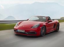 Porsche เปิดตัว 718 GTS ขุมพลัง 4 สูบ เทอร์โบ 365 แรงม้า