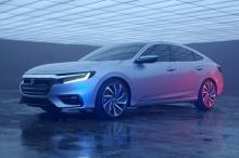 ยลโฉม Honda Insight โฉม Prototype เตรียมเปิดตัวที่ดีทรอยท์