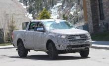 ยลโฉม 2019 Ford Ranger ก่อนเปิดตัวปีหน้า