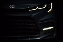 เผยโฉม Toyota Corolla ซีดานเจเนอเรชั่นที่ 12
