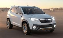 Subaru วางแผนเปิดตัวครอสโอเวอร์พลังไฟฟ้าในปี 2021