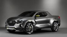 ใกล้ความเป็นจริง !! Hyundai Santa Cruz รุ่นผลิตขายเตรียมเปิดตัวในช่วงสิ้นปีนี้