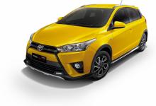 Toyota เปิดตัว Yaris TRD Sportivo สีเหลืองสดใสซาบซ่า