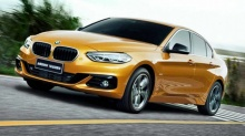 ยลโฉม BMW 1-Series Sedan เปิดตัวลุยตลาดจีน