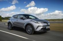 Toyota เปิดข้อมูลแพลทฟอร์ม TNGA สำหรับ C-HR