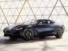 หลุดก่อนเปิดตัว BMW 8-Series Concept