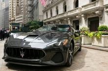 Maserati ปรับโฉม GranTurismo ไมเนอร์เชนจ์รุ่นปี 2018
