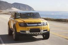 Land Rover กังวลการพัฒนารถต้นแบบอาจเปิดทางให้พี่จีนก็อปปี้