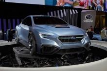 Subaru ชี้ WRX เจนเนอเรชั่นต่อไปจะถ่ายทอดดีไซน์มาจาก Viziv Concept