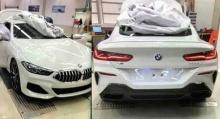 สปายช็อต BMW 8-Series ก่อนเปิดตัวจริงเร็วๆนี้