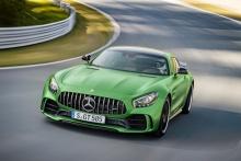 มาแล้ว! Mercedes-AMG GT R รถสปอร์ตตัวท็อป ดุดัน-ก้าวร้าว