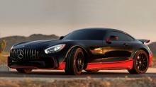 Mercedes-AMG GT R เตรียมวาดลวดลายในหนัง Transformers ภาคใหม่