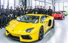 ยอดขาย Lamborghini พุ่งกระฉูดเป็นสถิติใหม่ในรอบกว่า 5 ทศวรรษ