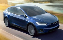 เจ้าของ Tesla Model X รอดตายเพราะระบบ Autopilot ขับขี่กึ่งอัตโนมัติ