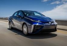 Toyota วางเป้าขายรถไฮโดรเจนฟิวเซล 3 หมื่นคันในอีก 4 ปีข้างหน้า