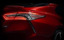 Toyota ส่งทีเซอร์ 2018 Camry สเปกอเมริกา