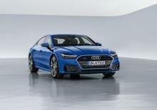 2019 Audi A7 Sportback หน้าตาล้ำสมัยสุดๆ