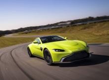 เปิดตัว Aston Martin Vantage สวยงามหัวจรดท้าย