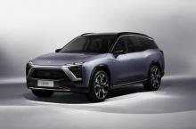 เผยโฉม Nio ES8 รถเอสยูวีพลังงานไฟฟ้าจากจีน