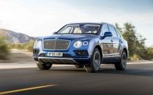 Bentley เตรียมส่ง Bentayga ทุบสถิติ Range Rover Sport บนเขา Pike Peak