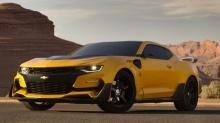 """กลับมาแล้ว """"Chevrolet Camaro"""" ในทรานส์ฟอร์เมอร์ส 5"""