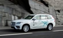 Volvo ยืนยันระบบขับขี่อัตโนมัติควรใช้เพื่อลดความเบื่อหน่ายของผู้ขับขี่เท่านั้น