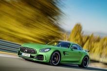Mercedes-AMG อาจจำกัดจำนวนผลิต GT R เพียง 2,000 คัน