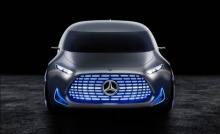 """ฤาซับแบรนด์รถไฟฟ้าของ Mercedes-Benz จะใช้ชื่อ """"EQ"""""""