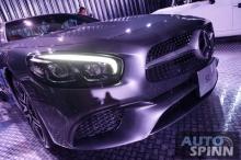 เปิดตัวรถ Mercedes-Benz พร้อมกัน 4 รุ่น 4 สไตล์
