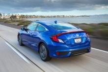 Honda ทำตลาด Civic Turbo เกียร์ธรรมดา 6 สปีดในอเมริกา